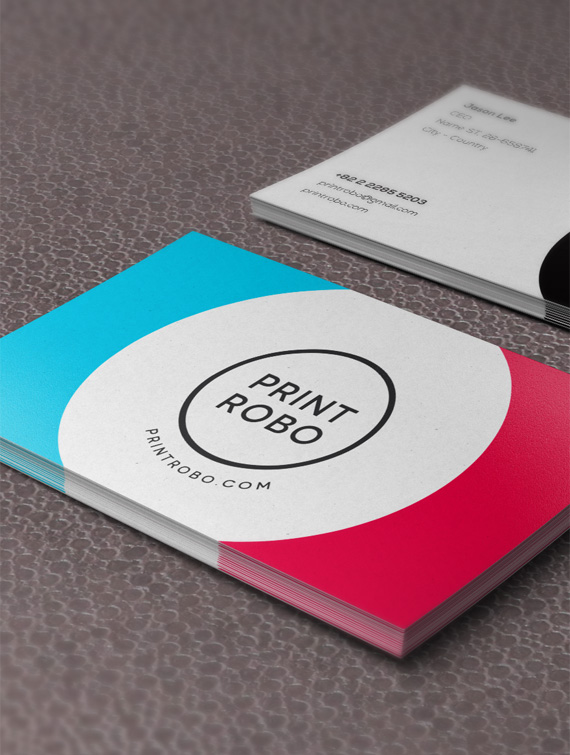 Premium Business Cards - printrobo.co.kr